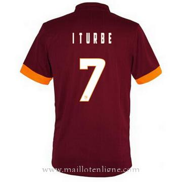 Maillot AS Roma ITURBE Domicile 2014 2015