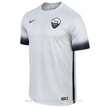 Maillot AS Roma Troisieme 2015 2016