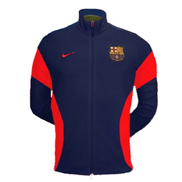 Veste de foot Barcelone 2016 2017 Deep Blue
