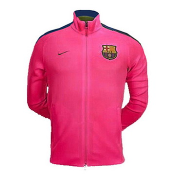 Veste de foot Barcelone 2016 2017 Rose