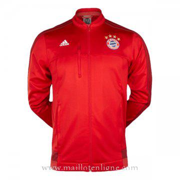 Veste de foot Bayern Munich 2016 2017 Rouge