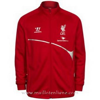 Veste de foot Liverpool 2014 2015 Rouge