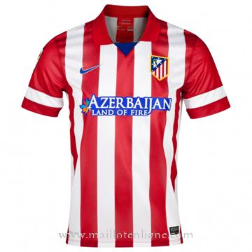 Maillot Atletico de Madrid Domicile 2013-2014