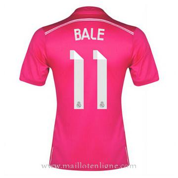 Maillot Real Madrid BALE Exterieur 2014 2015