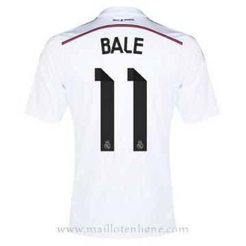 Maillot Real Madrid BALE Domicile 2014 2015