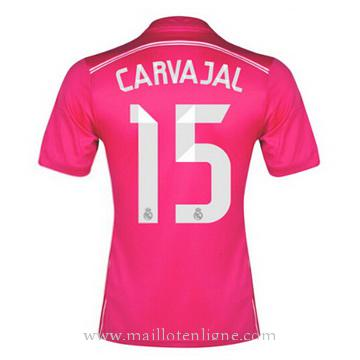 Maillot Real Madrid CARVAJAL Exterieur 2014 2015