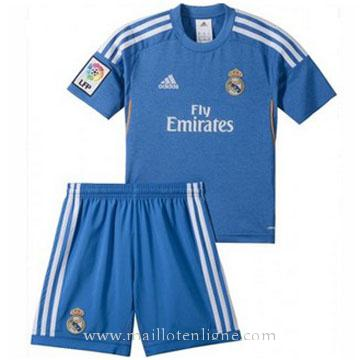 Maillot Real Madrid Enfant Exterieur 2013-2014