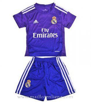 Maillot Real Madrid Enfant Goalkeeper 2013-2014
