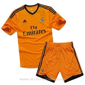 Maillot Real Madrid Enfant Troisieme 2013-2014