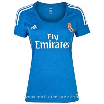 Maillot Real Madrid Femme Exterieur 2013-2014