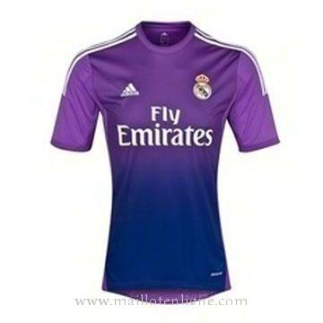 Maillot Real Madrid Goalkeeper 2013-2014