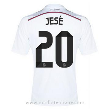 Maillot Real Madrid JESE Domicile 2014 2015