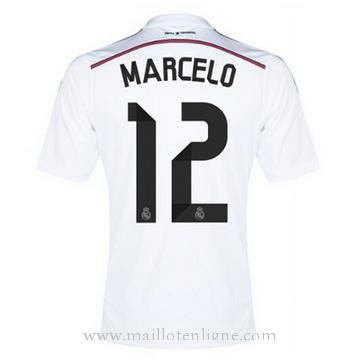 Maillot Real Madrid MARCELO Domicile 2014 2015