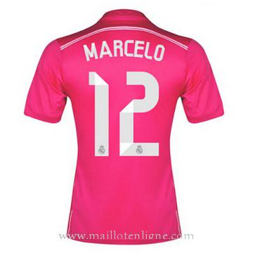 Maillot Real Madrid MARCELO Exterieur 2014 2015