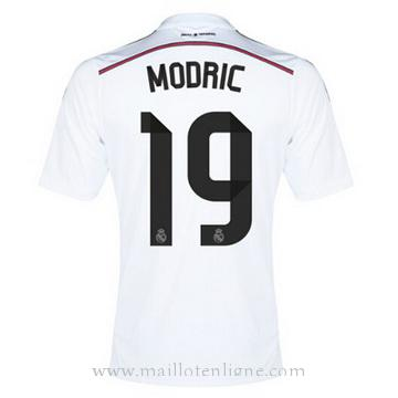 Maillot Real Madrid MODRIC Domicile 2014 2015