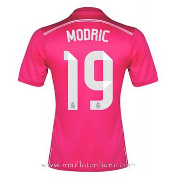 Maillot Real Madrid MODRIC Exterieur 2014 2015