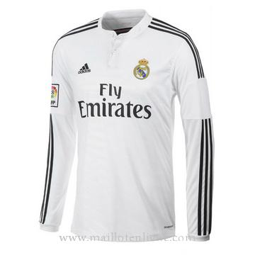 Maillot Real Madrid Manche Longue Domicile 2014 2015
