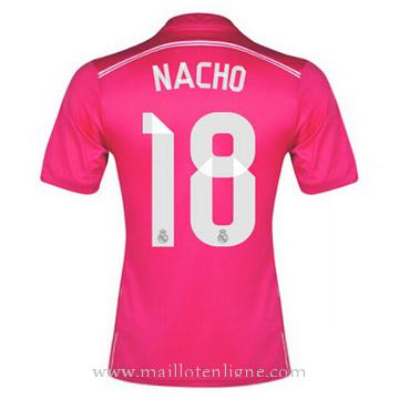 Maillot Real Madrid NACHO Exterieur 2014 2015