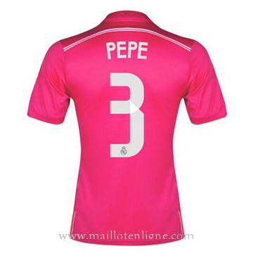 Maillot Real Madrid PEPE Exterieur 2014 2015
