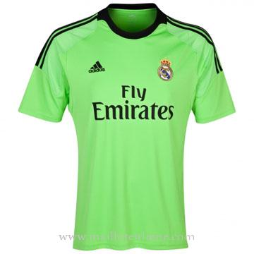 Maillot Real Madrid Vert 2013-2014
