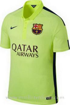 Maillot Barcelone Troisieme 2014 2015