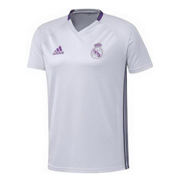 Maillot Formation Real Madrid Blanc 2016 2017
