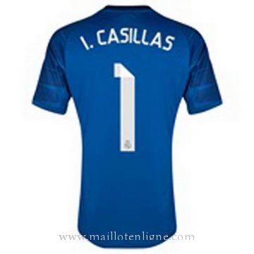 Maillot I.CASILLAS Real Madrid Gardien 2014 2015
