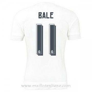 Maillot Real Madrid BALE Domicile 2015 2016