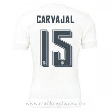 Maillot Real Madrid CARVAJAL Domicile 2015 2016