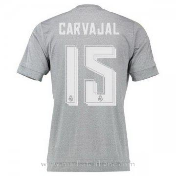 Maillot Real Madrid CARVAJAL Exterieur 2015 2016