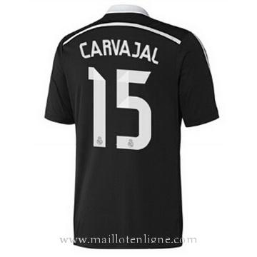 Maillot Real Madrid CARVAJAL Troisieme 2014 2015