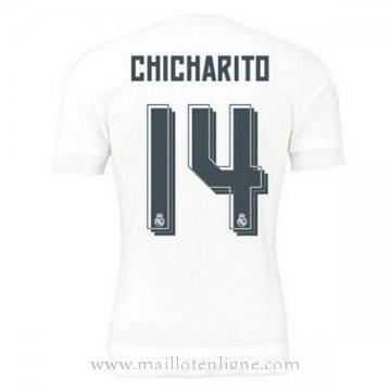 Maillot Real Madrid CHICHARITO Domicile 2015 2016