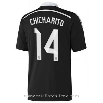 Maillot Real Madrid CHICHARITO Troisieme 2014 2015