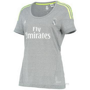 Maillot Real Madrid Femme Exterieur 2015 2016