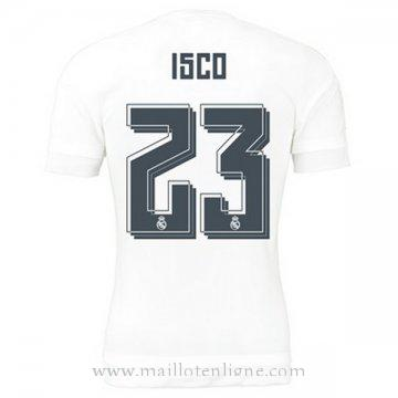 Maillot Real Madrid ISCO Domicile 2015 2016