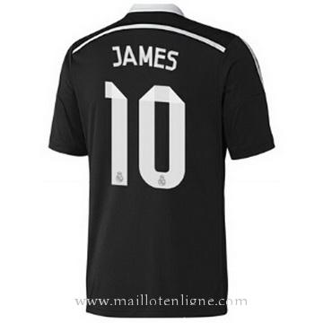 Maillot Real Madrid JAMES Troisieme 2014 2015