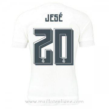 Maillot Real Madrid JESE Domicile 2015 2016