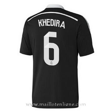 Maillot Real Madrid KHEDIRA Troisieme 2014 2015