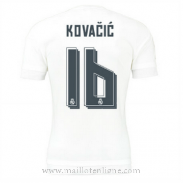 Maillot Real Madrid KOVACIC Domicile 2015 2016