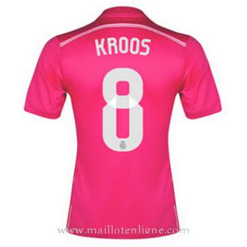 Maillot Real Madrid KROOS Exterieur 2014 2015
