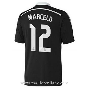 Maillot Real Madrid MARCELO Troisieme 2014 2015