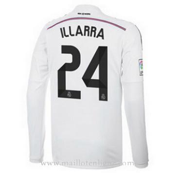 Maillot Real Madrid ML ILLARRA Domicile 2014 2015