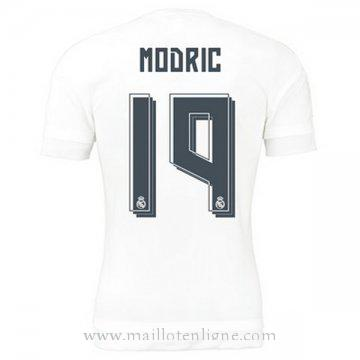 Maillot Real Madrid MODRIC Domicile 2015 2016