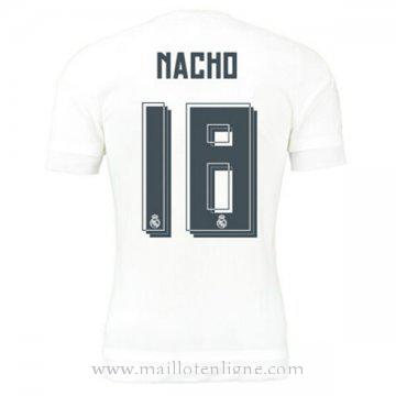 Maillot Real Madrid NACHO Domicile 2015 2016