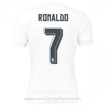 Maillot Real Madrid RONALDO Domicile 2015 2016