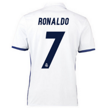 Maillot Real Madrid RONALDO Domicile 2016 2017