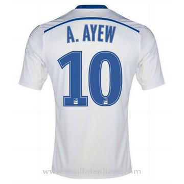 Maillot Marseille A.AYEW Domicile 2014 2015
