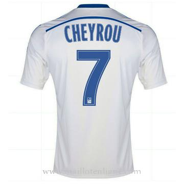 Maillot Marseille CHEYROU Domicile 2014 2015