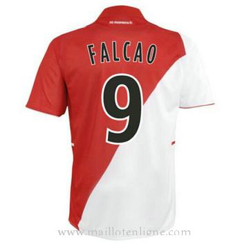 Maillot AS Monaco FALCAO Domicile 2014 2015