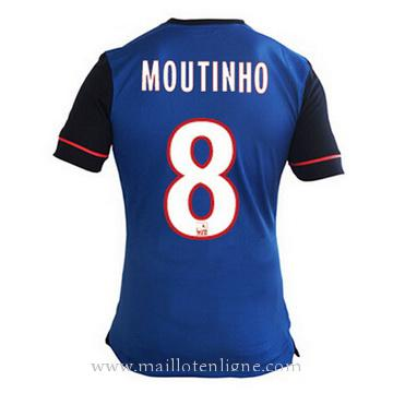Maillot AS Monaco MOUTINHO Exterieur 2014 2015